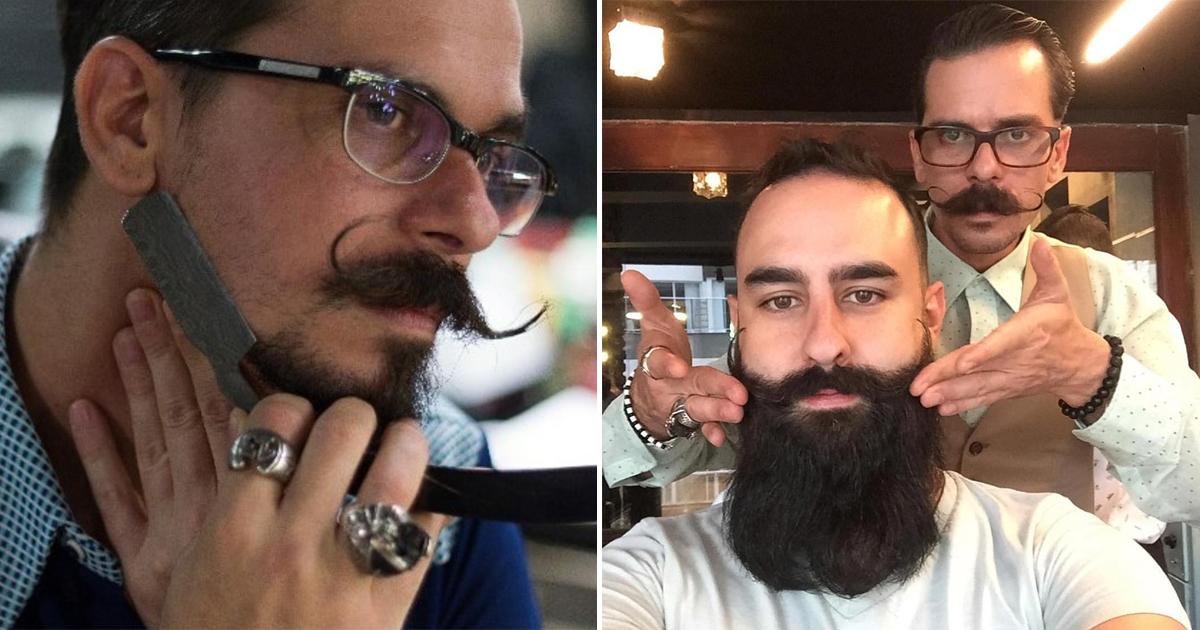 A história inspiradora de Alex Peres, de traficante da Rua Augusta a barbeiro renomado de SP 2