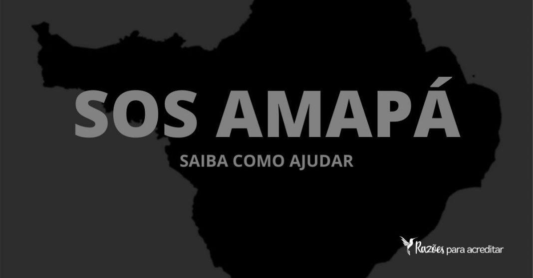 SOS Amapá: saiba como ajudar as famílias que estão sofrendo com apagão que já dura uma semana 1