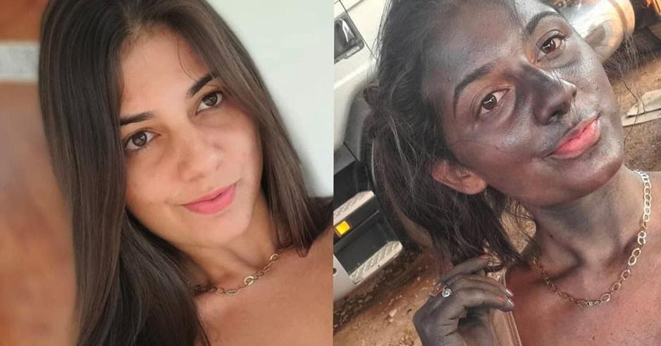 Aos 21 anos, ela tem a própria empresa de polimentos em Rondônia e lidera equipe de homens 7