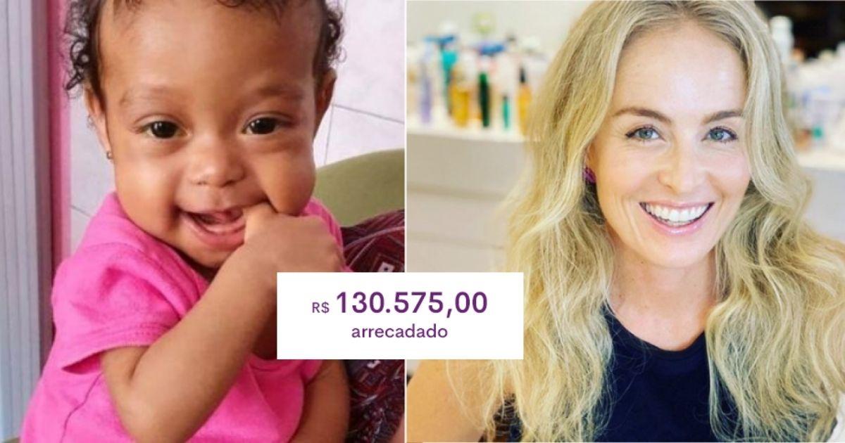 Com apoio de Angélica, ONG que acolhe crianças com câncer ganha R$ 130 mil em doações para ter sua van e ajudar famílias 1
