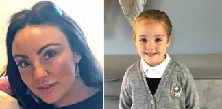 garota salva mãe de ataque epileptico