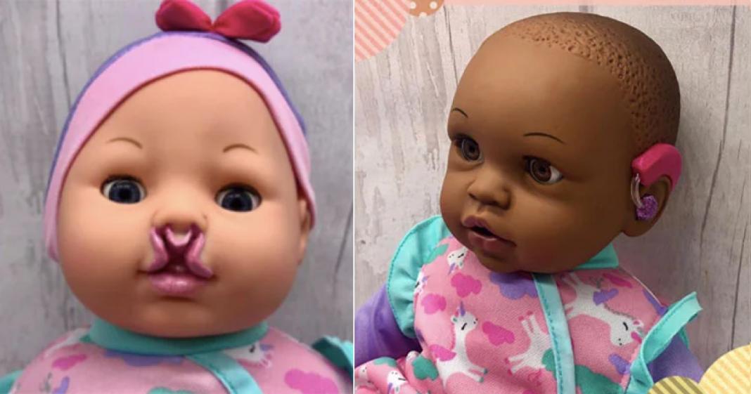 Mãe cria bonecos inclusivos e leva representatividade para crianças com deficiência 3