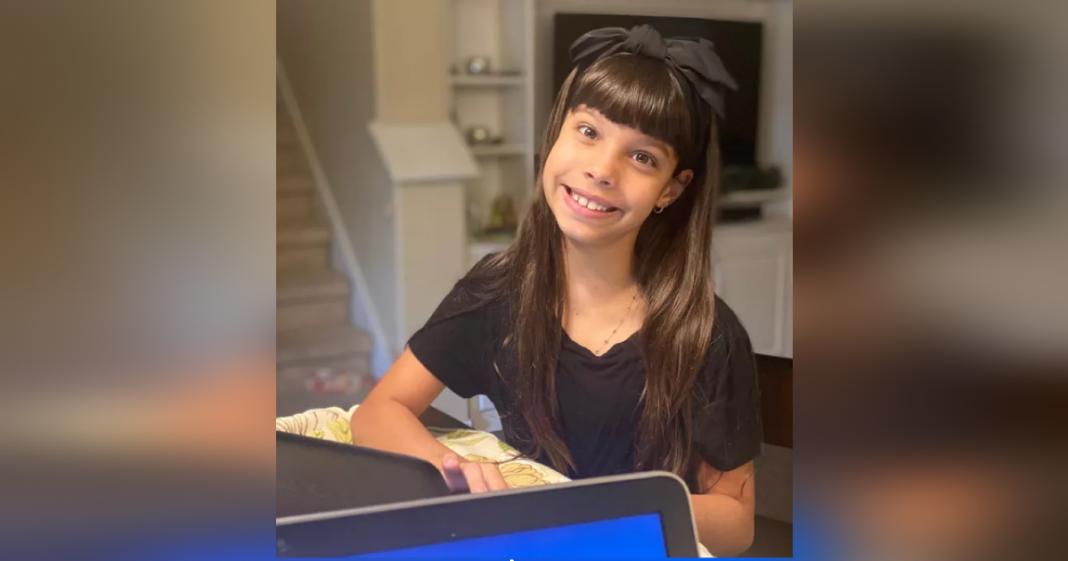 menina de 9 anos entra para sociedade de inteligentes