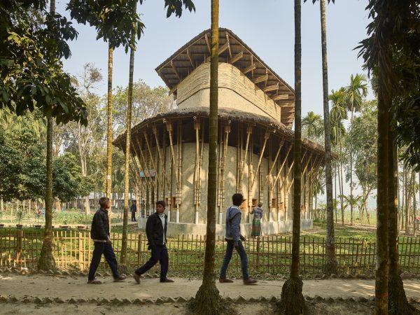 centro para deficientes em Bangladesh