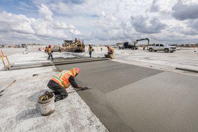 uso do carbono pode reduzir poluição em obras