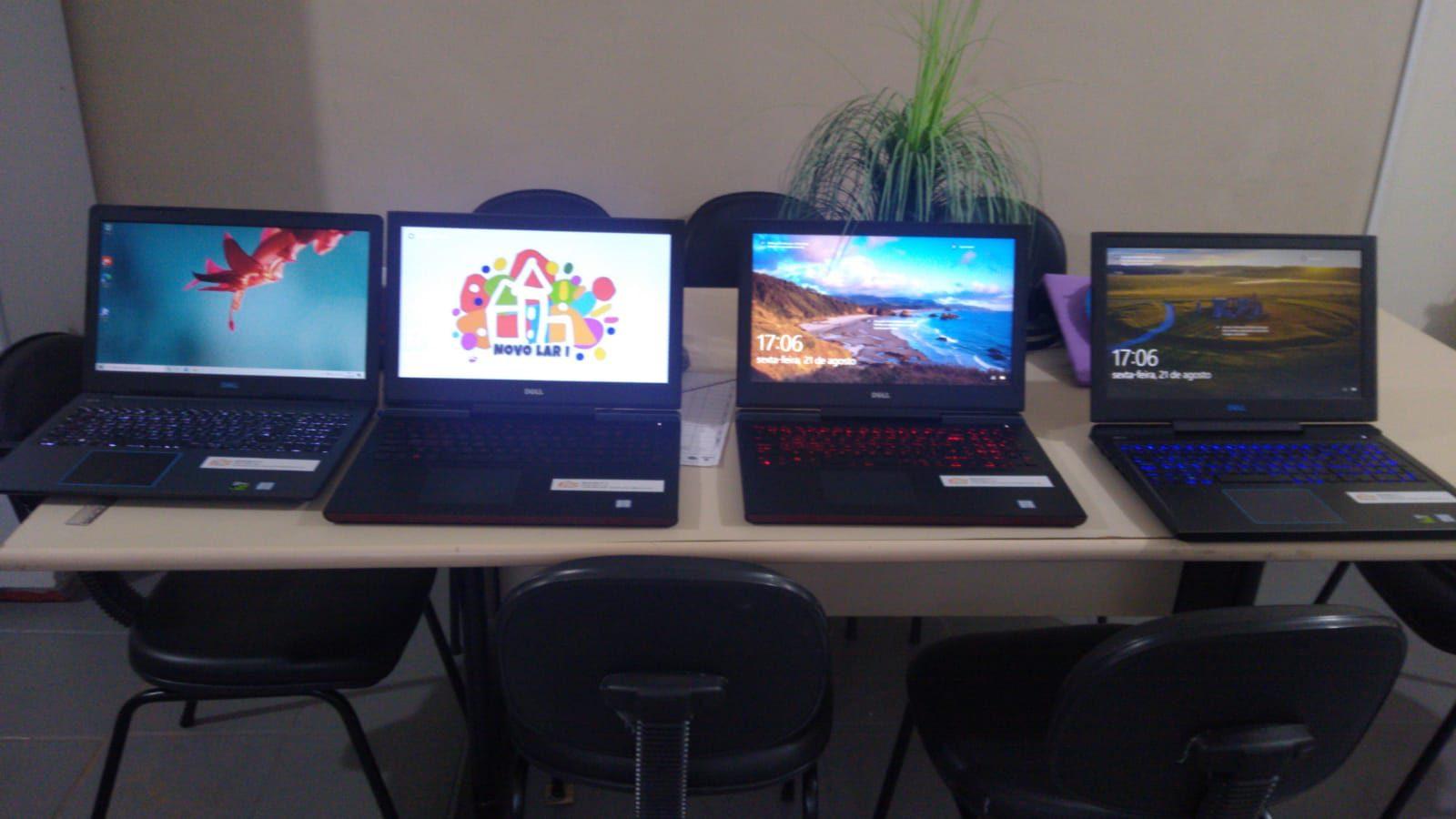 Educação na quarentena: Intel e outras empresas doam mais de 60 PCs para diversas instituições do país 2