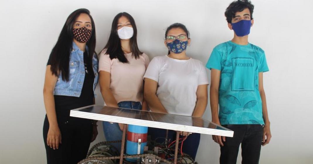 estudantes cearenses vencem prêmio da samsung