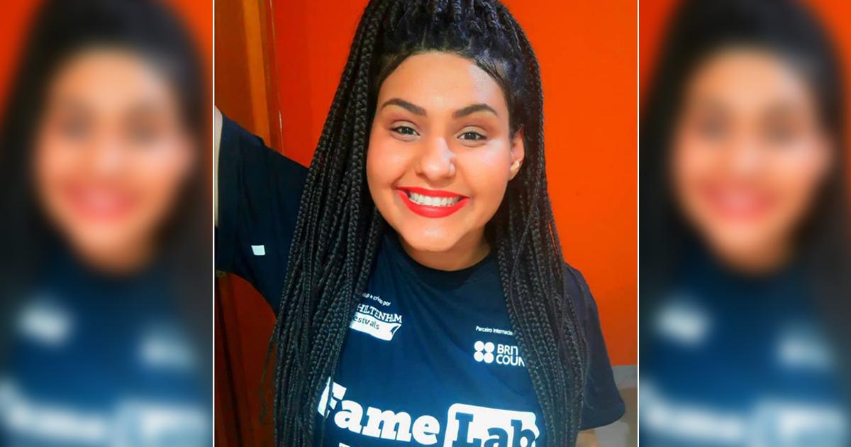 Médica veterinária é a primeira mulher negra a vencer competição científica FameLab Brasil 1