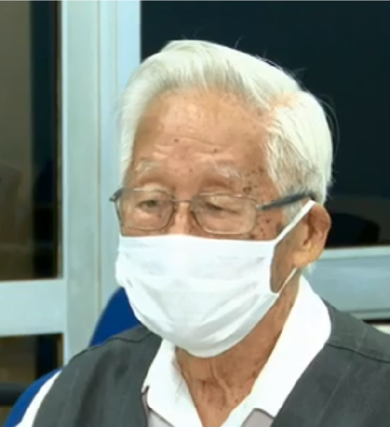 idoso se inscreve em vestibular de medicina