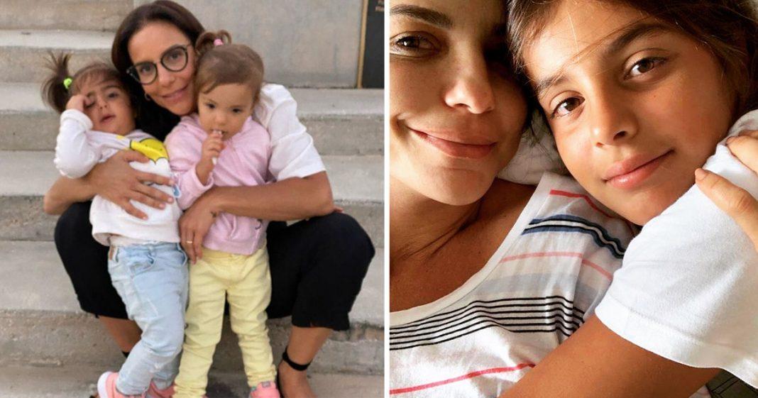 Ivete Sangalo dá a melhor resposta sobre como prepara filhas para o machismo e vídeo viraliza 3