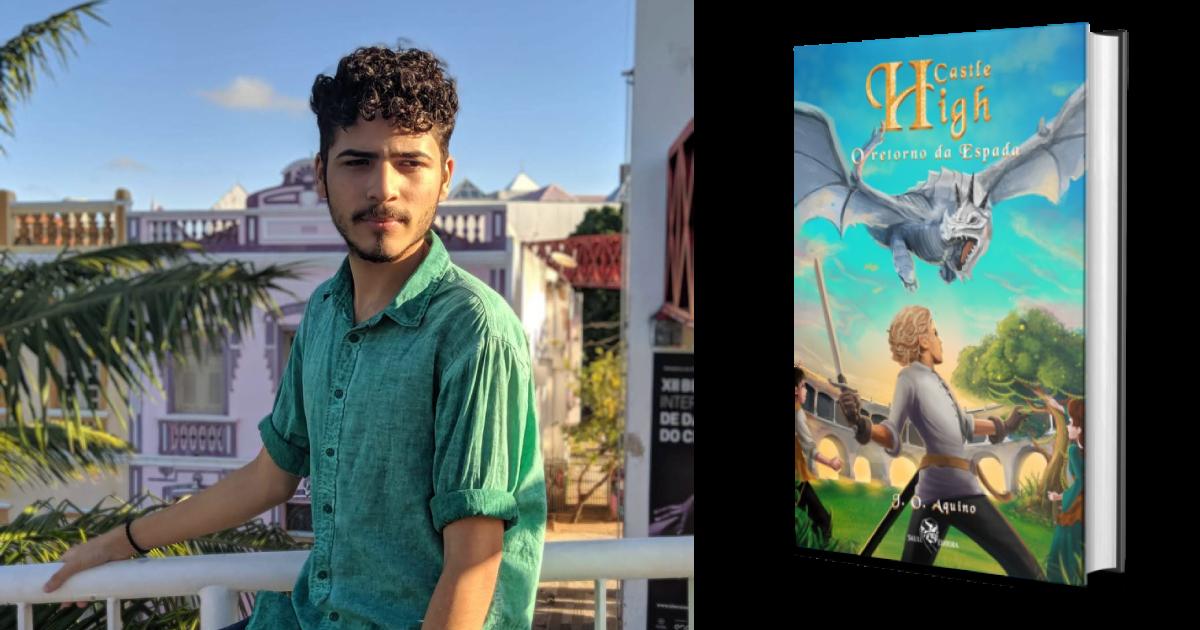 Cearense de 19 anos escreve livro em computador emprestado e atinge top 3 de vendas na Amazon 1