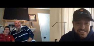 Justin Timberlake doa van para adolescente