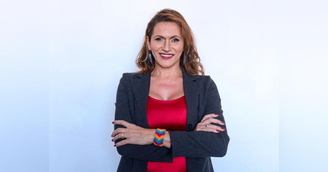 A educadora Linda Brasil é a primeira vereadora trans eleita em Aracaju (SE) 2