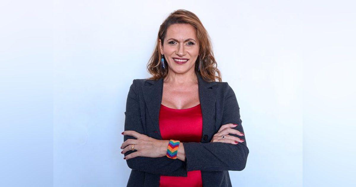 A educadora Linda Brasil é a primeira vereadora trans eleita em Aracaju (SE) 1