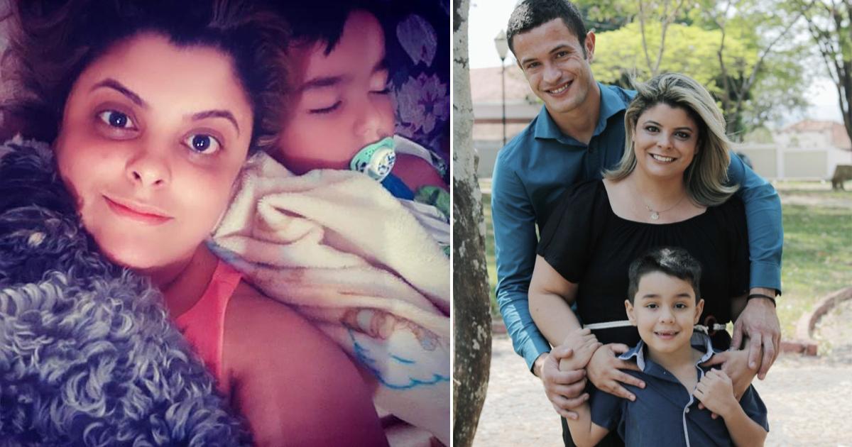 """Madrasta adota enteado autista rejeitado pela genitora: """"Agradeço por ser mãe de um menino especial"""" 1"""