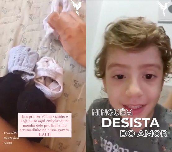 """""""Casei com meu vizinho"""". Mulher viraliza com vídeo contando sua inusitada história de amor! 4"""
