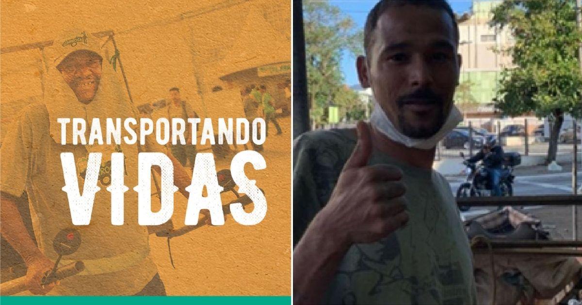 Projeto distribuirá carroças para ajudar pessoas em situação de rua terem uma renda (SP) 2