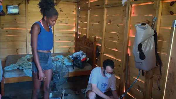 Estudante cria mochila que leva água potável a famílias carentes e conta com apoio de Cielo para potencializar impacto positivo 2