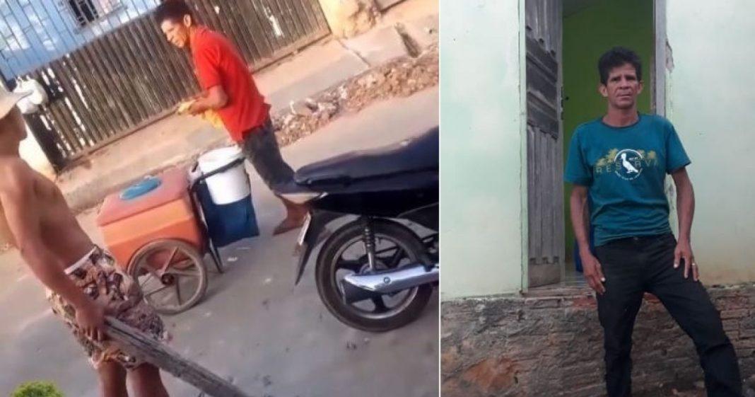 Sorveteiro que foi humilhado por jovens realiza sonho da casa própria com ajuda de vaquinha 3