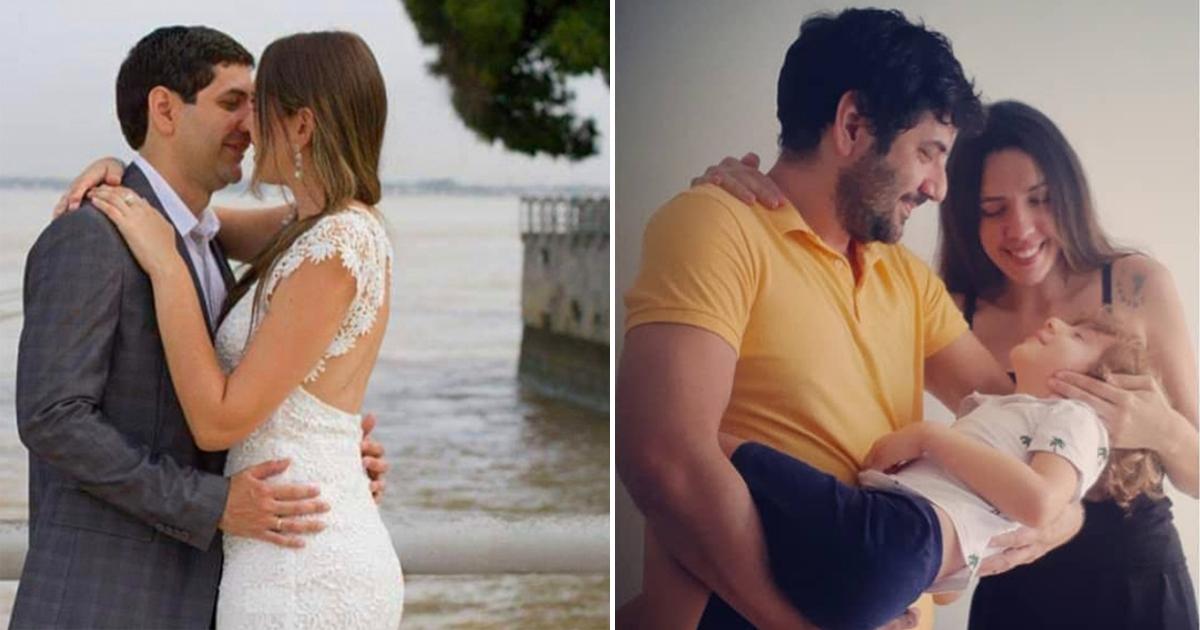 """""""Casei com meu vizinho"""". Mulher viraliza com vídeo contando sua inusitada história de amor! 1"""