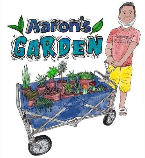 Aaron reune familia novamente
