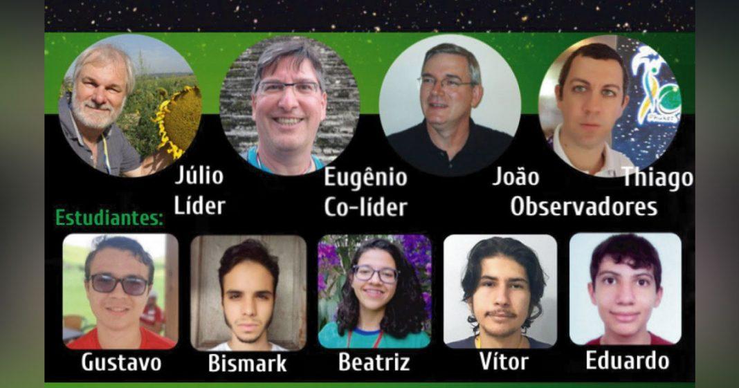 brasileiros ganham 5 medalhas em olimpíadas de astronomia