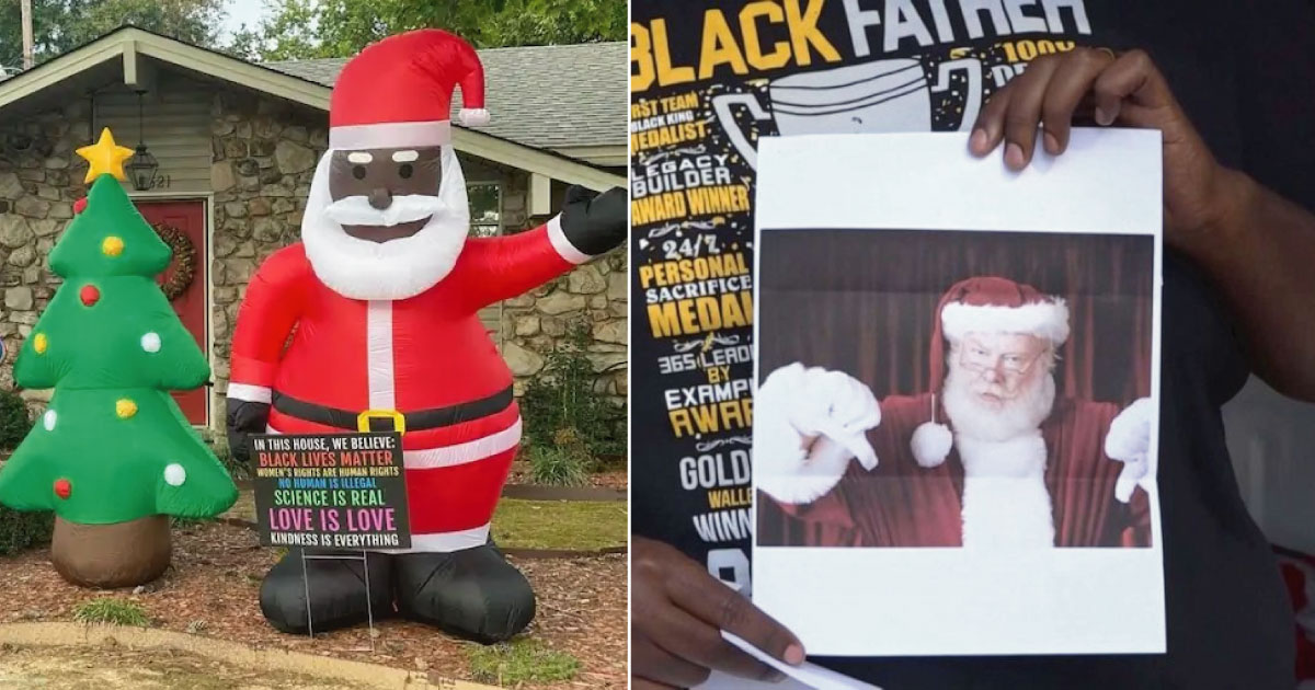 vizinhos apoiam homem que recebeu carta racista