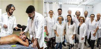 projeto ajuda dependentes químicos com acupuntura