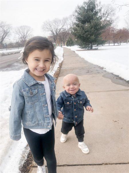 Olivia e Eli