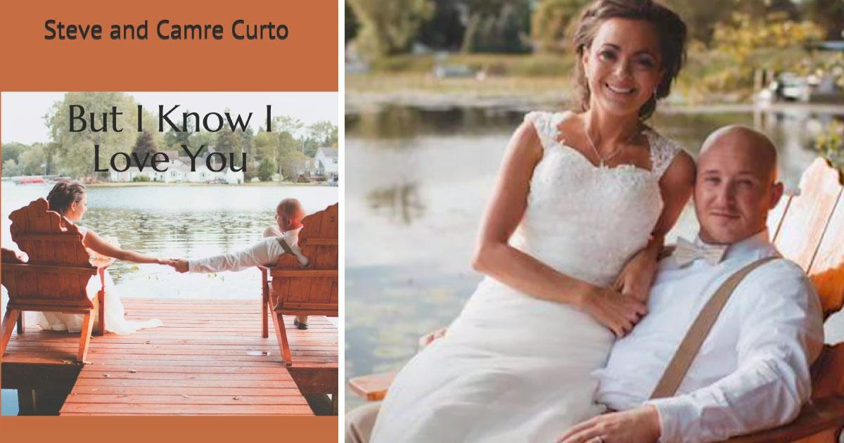 Marido escreve livro para esposa