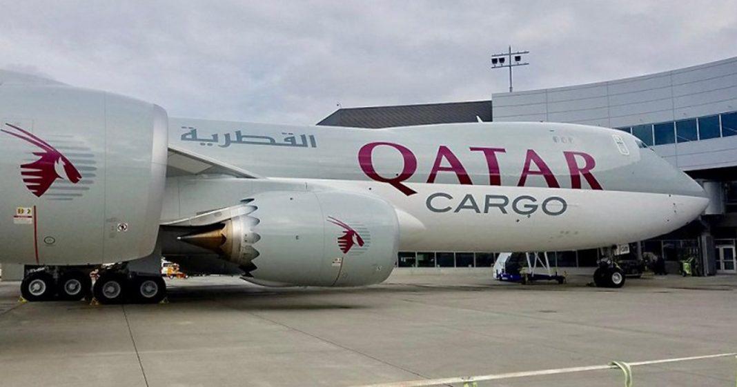 Qatar Airways doa 28 aviões de carga para ONU combater Covid-19 no mundo 1
