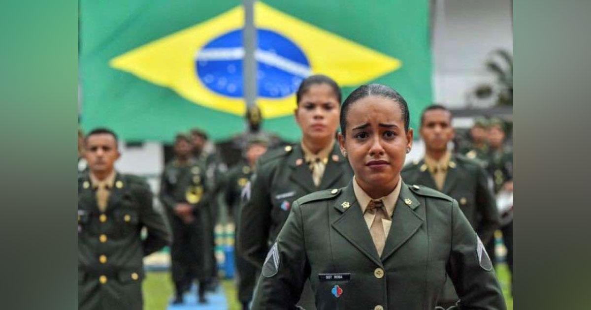 Jovem de 19 anos se forma em 1º lugar na Escola de Sargentos 4