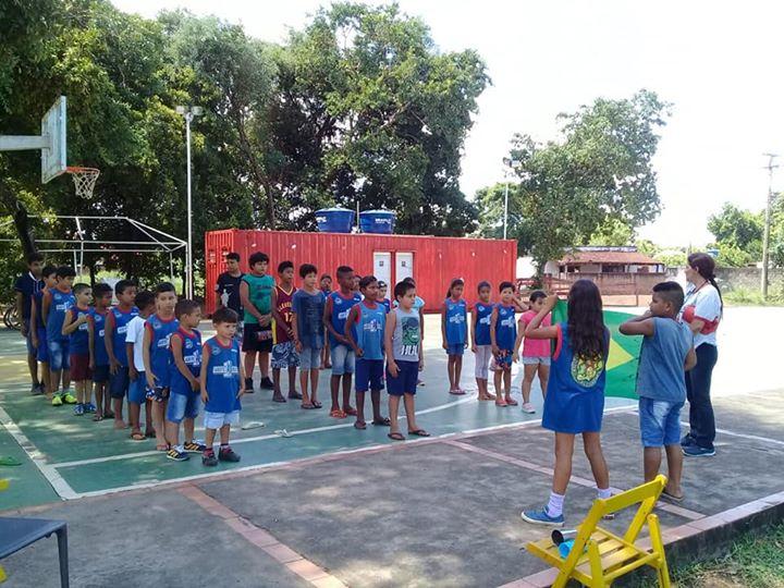 Agente penitenciário transforma a vida de filhos de detentos através do basquete (MS) 4