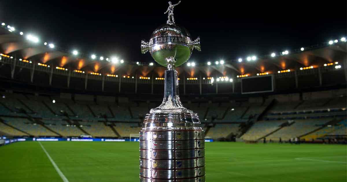 taça copa libertadores estádio maracanã