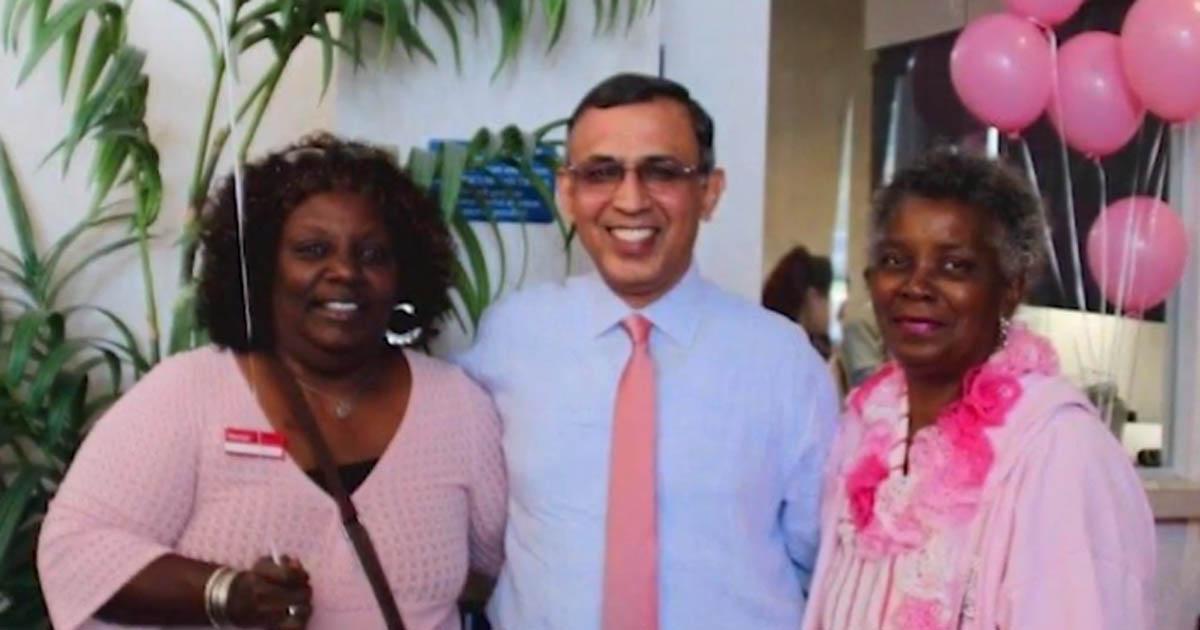 Presente de ano novo: médico perdoa a dívida de 200 pacientes com câncer 1