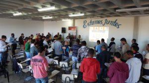 Associação garante segunda chance a ex-detentos, reintegrando-os à sociedade 4