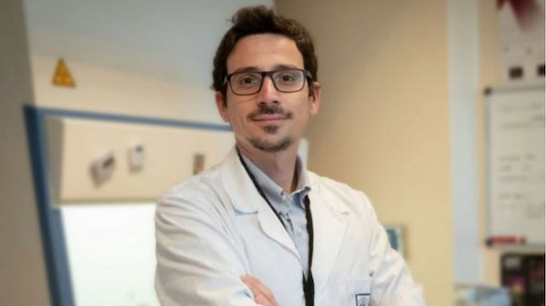 anticorpo bloqueia metastase - foto de Francesco Pantano, responsável pelo estudo