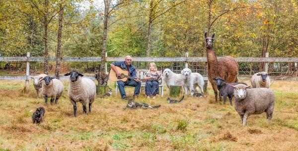 familia e seus animais 11