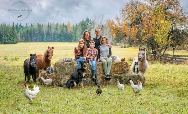 familia e seus animais 15