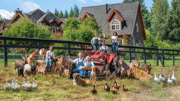 familia e seus animais 20