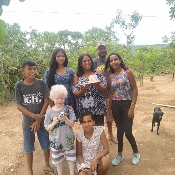 Flavia e familia