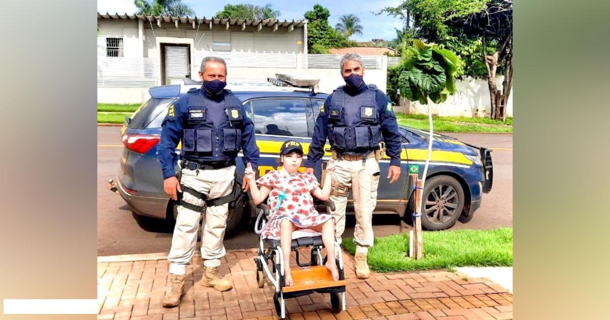 Foto: Polícia Rodoviária Federal