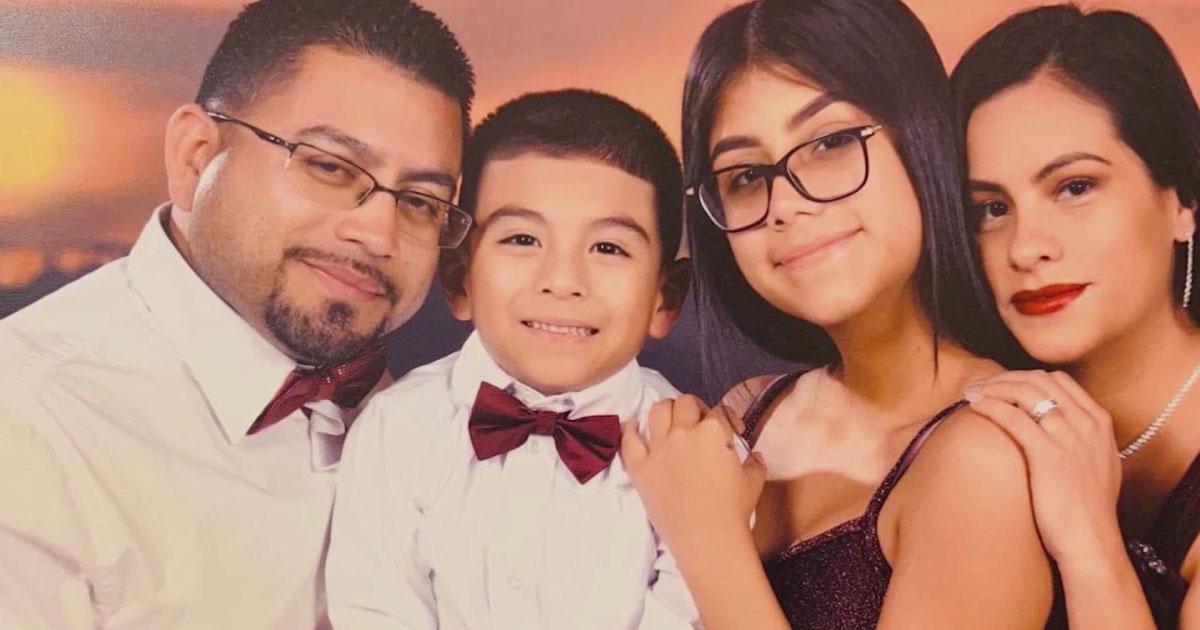 Garotinho com paralisia cerebral salva sua família ao notar vazamento de gás em casa 3