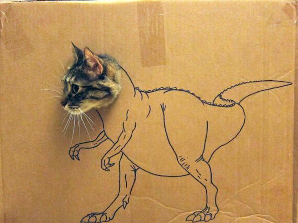 gatos dinossauros 4