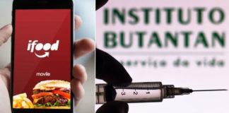 iFood doa R$ 5 milhões para Butantan