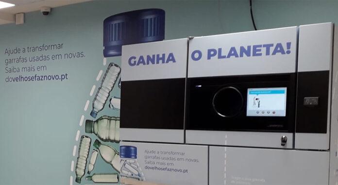 Em Portugal, projeto recicla 12 milhões de garrafas PET que foram trocadas por doações e descontos em compras 2