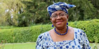 economista nigeriana é a primeira mulher no comando da OMC