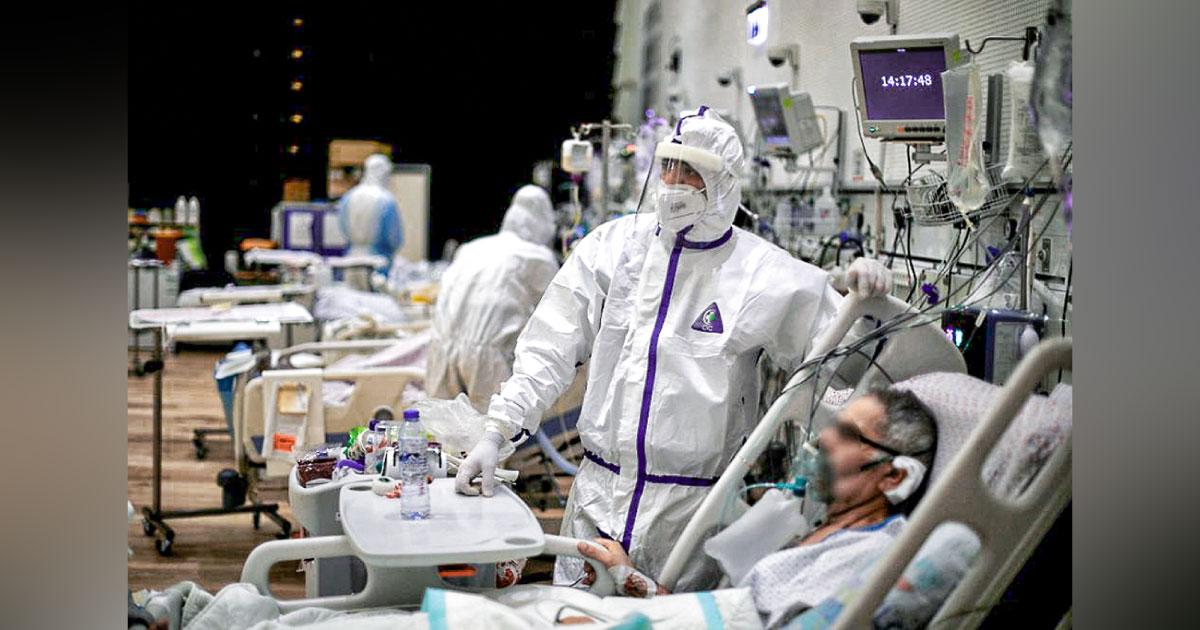 Covid-19: Pesquisadores criam programa de computador que calcula risco de morte em pacientes 1