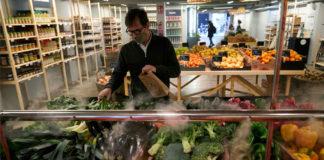 primeiro supermercado sem plástico da Espanha