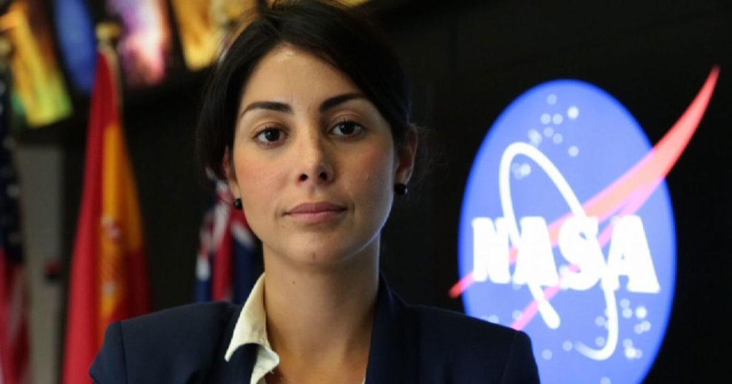 Diana Trujillo saiu da Colômbia para ser membro da NASA